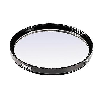 Hama | uv and protection filter (double coating, for 58 mm photo camera lenses) 58mm