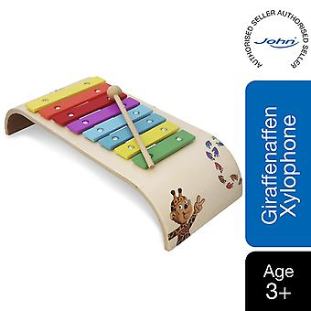 Beluga Giraffenaffen Xylophone for Children's