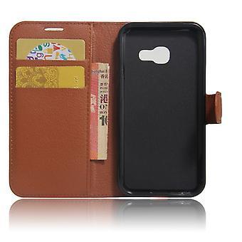 Irrotettava iskunkestävä Folio-nahkakuorikotelo Samsung Galaxy J6 Prime / J6 : lle