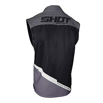 Shot 2020 Lite Bodywarmer Adult Grey Black