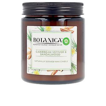 Air-wick Botanica Candle Caraibe Vetiver & Lemn de santal 205 Gr Unisex