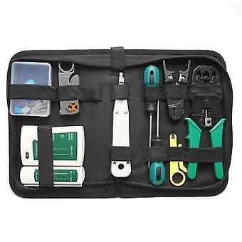 Portable Lan Network Repair And Testing Tool Kit