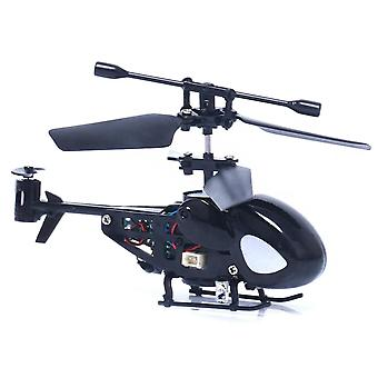 Mini Rc Flying Rc Helicopter 2ch Radio Remote Control Aircraft  Drone
