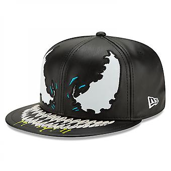 Venom Character Armor w/Carnage Soulignant New Era 59Fifty Fitted Hat