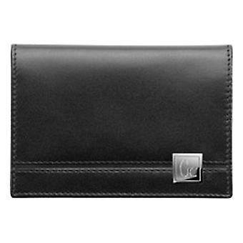 Men's Wallet GC Black Leather