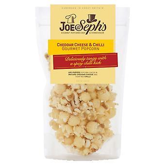 Syr Čedar & Chilli Popcorn