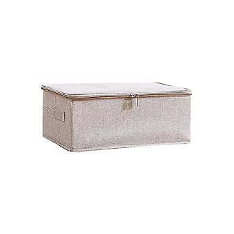 Polyester vikbar dragkedja förvaringsbox Enfärgad hållbar