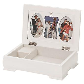 Box with Music Box - Special Memories