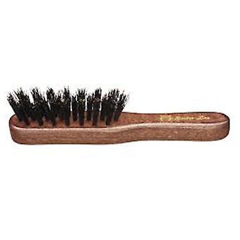 Eurostil Barber Brush Small Nereo Wood barber line