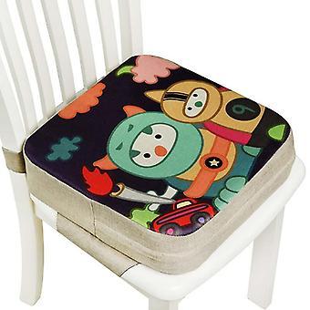 Thickening Hard Baby Seat Heightening Cushion