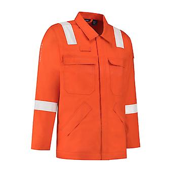 Dapro Roughneck Multinorm Jacket 98% Cotton   - Flame-Retardant , Anti-Static , Arc Flash Protection and Welding