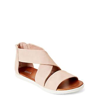 Mia Womens Deana Fabric Open Toe Casual Espadrille Sandals
