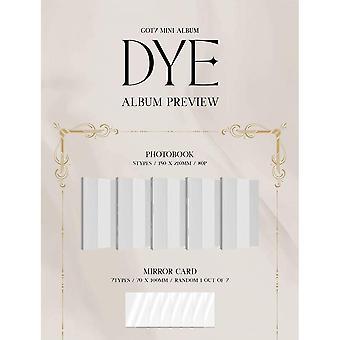 Gerui Mini Album DYE (Incl. Pre-order Benefits Tourlog Photo Essay, Lyrics Postcard, Poster, Seller Gift :