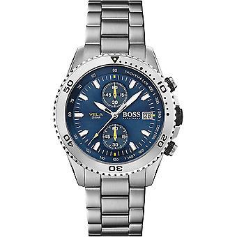 Hugo Boss Herre' Vela Kronograf Watch 1513775