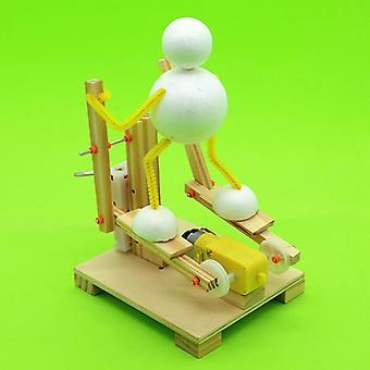 Diy Puinen stepper Tiedelelu, Assembly Elliptical Machine, Mallisarja,