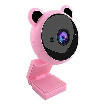 USB Desktop HD Webcams Computer Web Camera Intégré au microphone pour webcams informatiques (1080p)