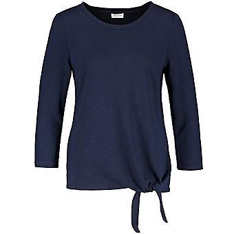 Gerry Weber T-Shirt 3/4 Arm, Blue, 50 Woman