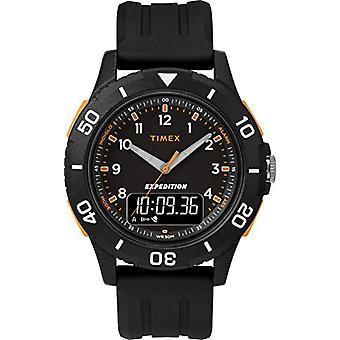 Timex Analog-Digital Watch Quartz Man with Resin Strap TW4B16700