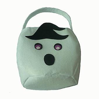 Halloween Candy Bag Candy Box White Color