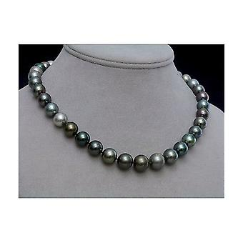Luna-Pearls Tahitiperlen Strand 10.1 - 12.5 mm