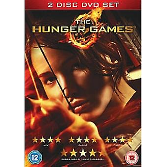 The Hunger Games (2 Disc) DVD