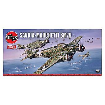 Airfix Savoia-Marchetti SM79 -mallisarja