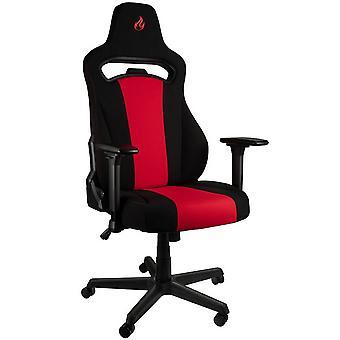 Nitro Concepts E250 -pelituoli - musta/punainen