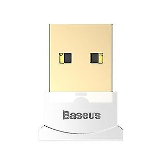 White usb bluetooth 4.0 adapter, bluetooth receiver,bluetooth signal converter transmitter az13920