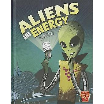 Aliens and Energy Monster Science by Agnieszka Biskup