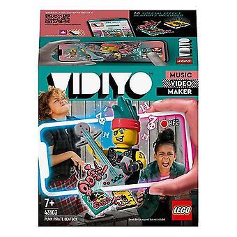 Playset Lego Vidiyo Harlem Pirate