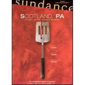 Scotland Pa [DVD] [2002] [Regio 1] [US DVD