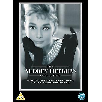 Audrey Hepburn Collection DVD (2013) Audrey Hepburn Wyler (DIR) cert PG 5 Região 2