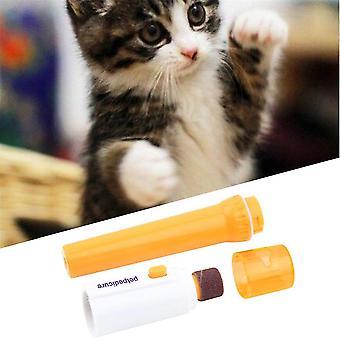 1ks Pet Dog Cat Nail Grooming Grinder Zastřihovač Clipper Elektrický soubor nehtů Kit
