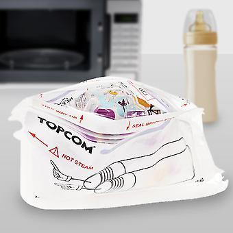 TopCom Microwave Baby Bottle Steriliser