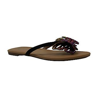 INC International Concepts Womens Marsha Butterfly Flip-Flop Sandals Open Toe Casual