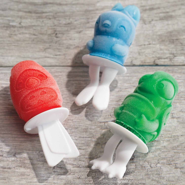 Zoku Spaß Charakter Pops Eis am Stiel Sammlung - langsame knallt mit Tropf wachen
