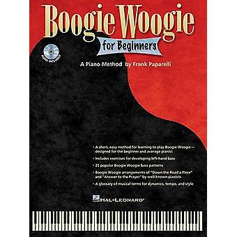 Boogie Woogie for Beginners  Keyboard Instruction by Frank Paparelli