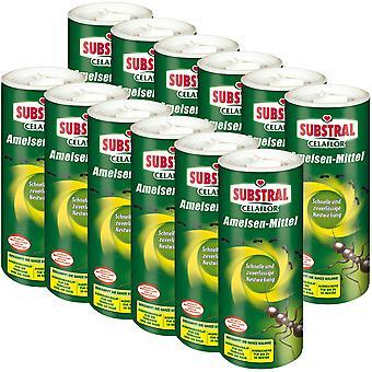 Sparset: 12 x SUBSTRAL® Celaflor® ants, 300 g