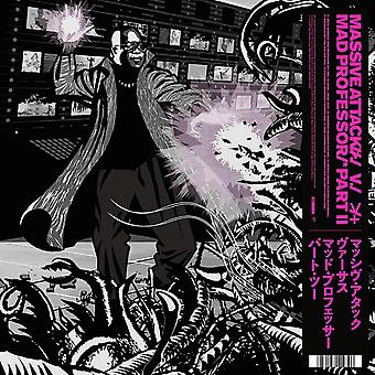 Massive Attack V. Mad Professor - Mad Professor Part II (Mezzanine Remix Tapes '98) Vinyl