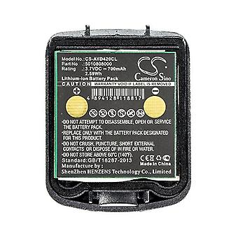 Cameron Sino Ayd420Cl Battery Replacement For Avaya Cordless Phone