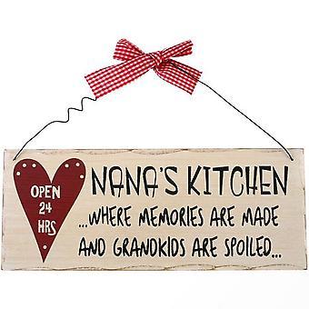 Something Different Nana`s Kitchen Hanging Sign