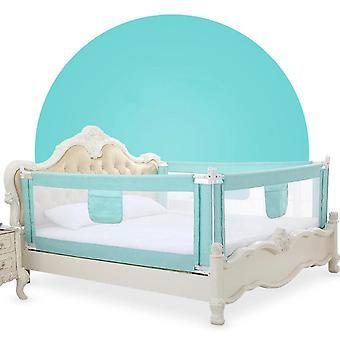 Barrière de sécurité latérale pour enfants réglable de 1,5 m protéger pour la sécurité des lits pour bébés