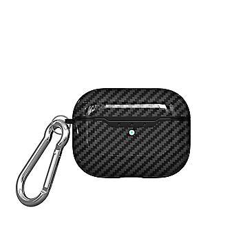 2 stk bærbar vanntett støtsikker øretelefon oppbevaringsveske beskyttende deksel hodetelefoner deksel for Apple for airpods 3
