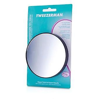 Tweezerman Tweezermate 12x Magnification Personal Mirror - -