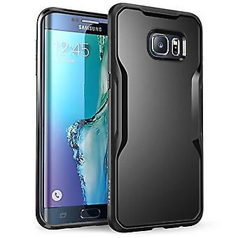 SUPCASE Galaxy S6 Edge Plus Unicorn Beetle Series Case - Solid Black