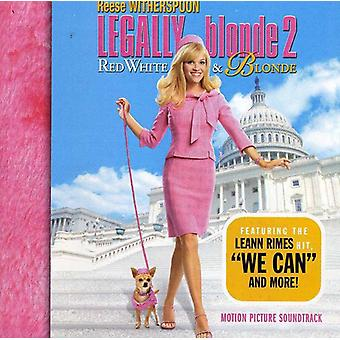 Various Artists - Legally Blonde 2 [CD] USA import