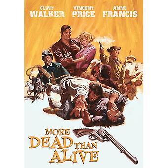 Plus mort que vivant [DVD] USA import