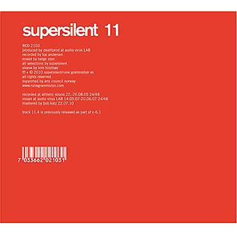Supersilent - 11 [CD] USA import