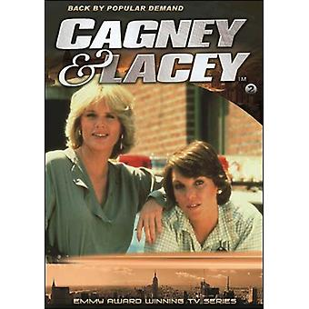 Cagney & Lacey: Season 2 (2PC)/(2Pk) [DVD] USA import