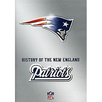 NFL History of the New England Patriots [DVD] USA import